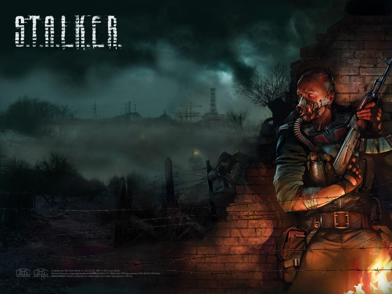 Скачать игру Stalker - Shadow of Chernobyl (Тень Чернобыля)
